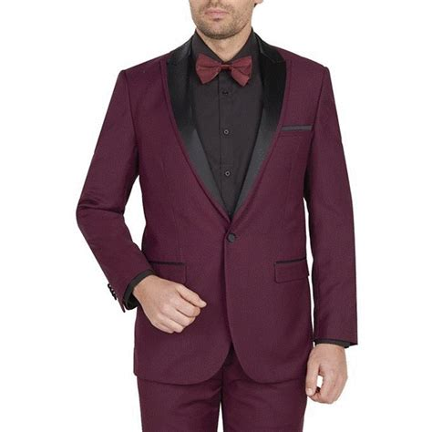 wine color tuxedo burgundy tuxedos black and burgundy tuxedos mensusa
