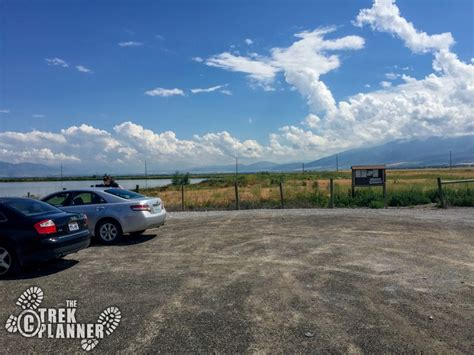 Engginer Monting Rr New X Trail benson railroad trail cutler reservoir benson utah the trek planner
