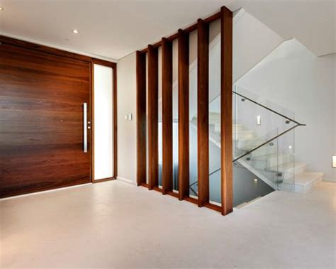 wood partition wall wood slat partition houzz
