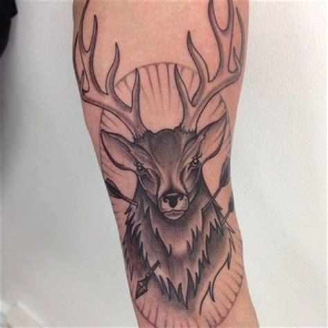 tattoo arm deer tattoo body art net 187 stag tattoo arm tattoos