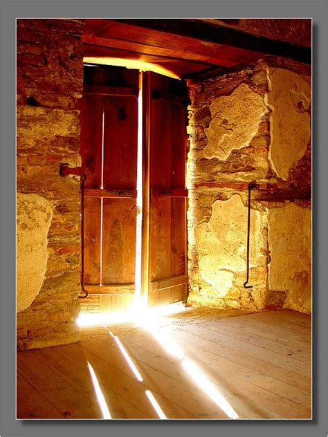 Doors Light by Awakened Open Doors When Came
