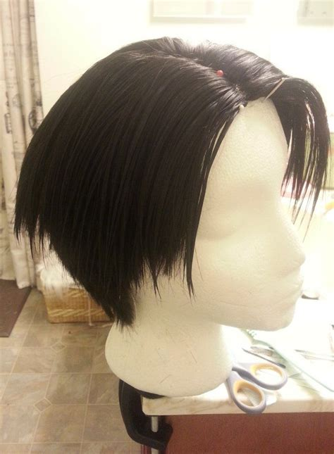 tutorial wig levi wig tutorial for the undercut wig styling