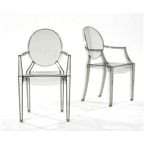 clear armchair mark harris graves dark clear dining armchair pair mark