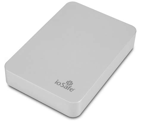iosafe rugged portable iosafe rugged portable drive ilounge mac