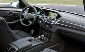 2011 mercedes e63 amg wagon interior photo