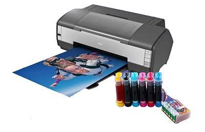 Printer Epson Stylus Photo 1390 A3 rekomendasi 5 printer a3 terbaik untuk usaha percetakan