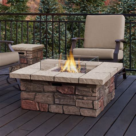 Propane Deck Pit Top 15 Types Of Propane Patio Pits With Table Buying