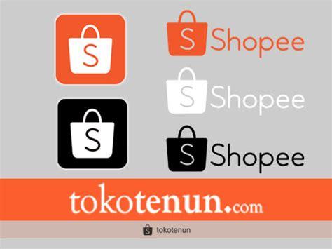 shopee logo vector cdr jpg  png tokotenuncom