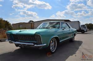 Pictures Of 1965 Buick Riviera 1965 Buick Riviera Rest O Rod Frame Up Restoration