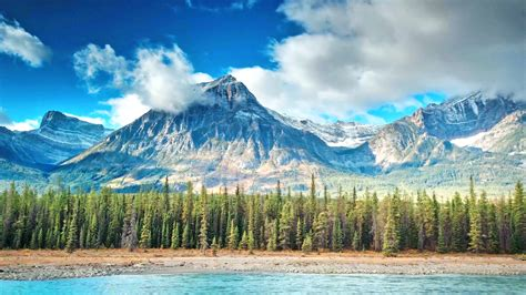 beautiful videos beautiful nature videos and aerials of mountains covered