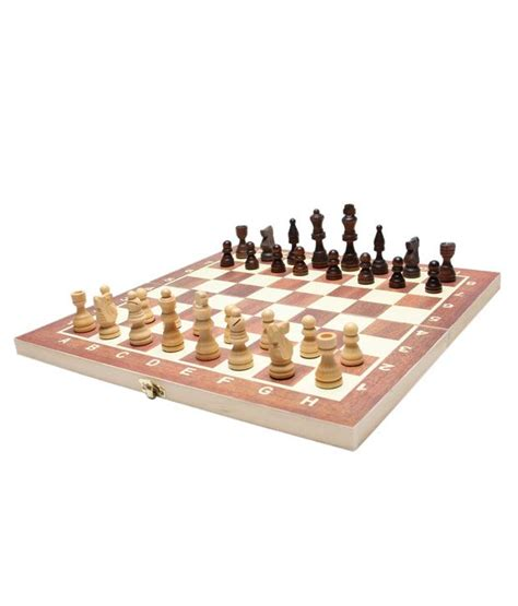chess board buy konex chess board large buy online at best price on snapdeal