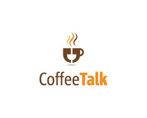 Cafe Talk Espresso coffee talk designed by drop brandcrowd
