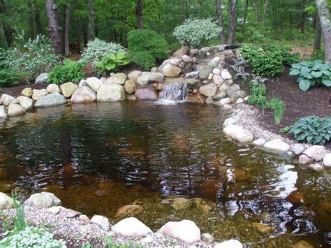 water features dewey gardens