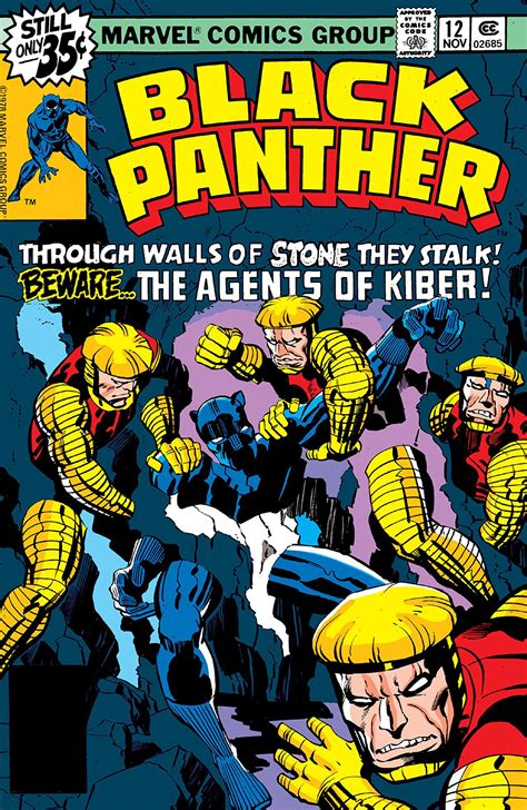 Kiber The Cruel black panther vol 1 12 marvel database fandom powered