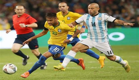 argentina today match result argentina vs brazil live world cup qualifier match result