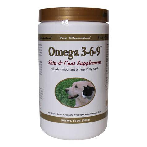 Suplemen Omega omega 3 6 9 skin coat supplement