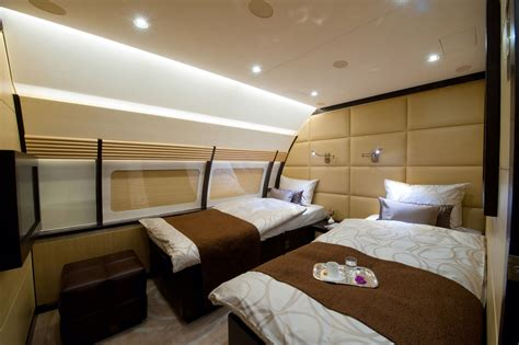 private plane bedroom the 87 million airbus acj319 redefines the concept of luxury extravaganzi