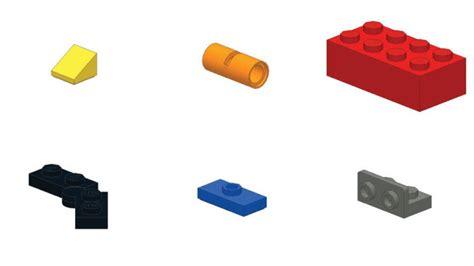 Part Lego Inverted Slove 1pcs the 10 most useful lego bricks
