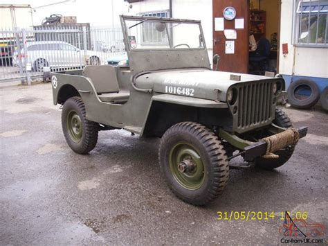 1948 Jeep Willys Willys Jeep 1948