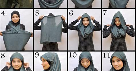 tutorial hijab untuk wajah bulat 2015 hijab tutorial cara memakai jilbab pashmina wajah bulat