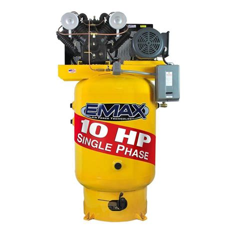 industrial air 120 gal stationary electric air compressor