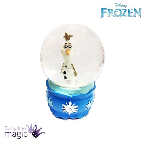 disney frozen princess snowglobe snow globe ornament gift