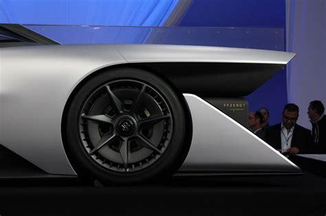image faraday future ffzero concept unveiled