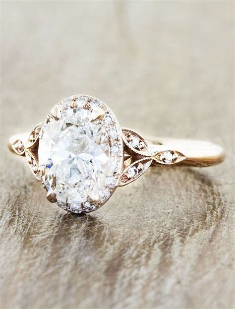 best 25 vintage engagement rings ideas on