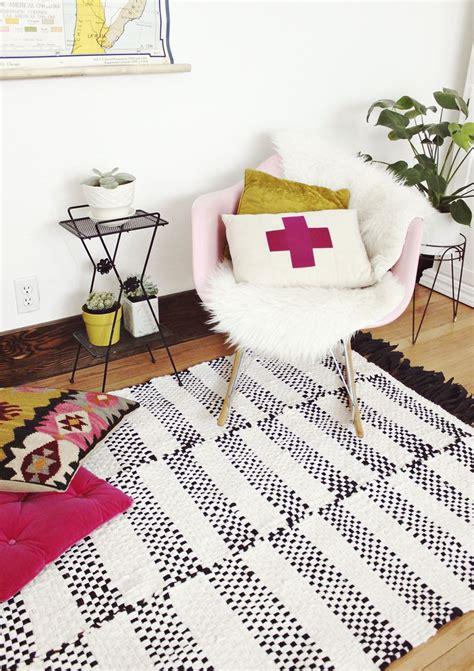 diy bedroom rug woven rug diy a beautiful mess