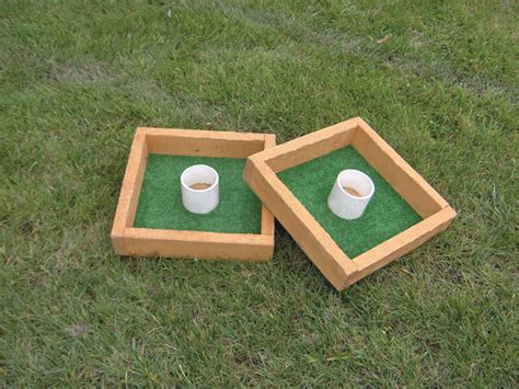 Backyard Washer Toss Washer Do It Yourself Plan 100d 0001 House Plans