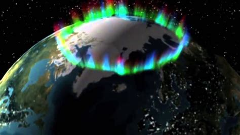 Where Are The Northern Lights Located by Northern Lights Spectacular Displays In The Sky
