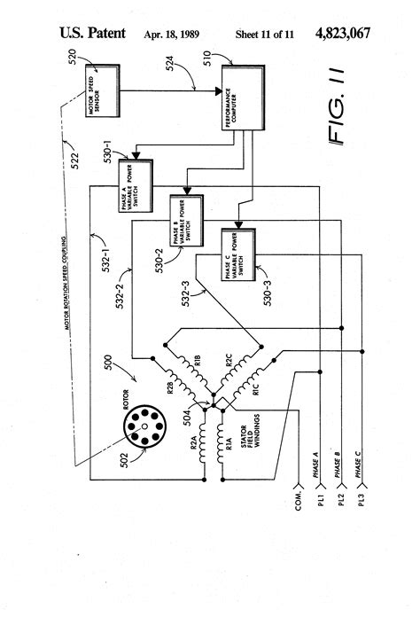 Drawing M Ei Diagram by Diagram Of Electric Motor Wiring Diagram Components
