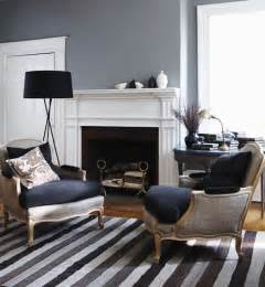 Gray Living Room Chairs Gray Walls Transitional Living Room Benjamin