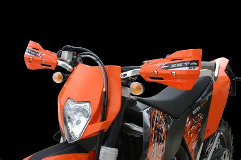 Plastic Handguard Zeta Xc zeta racing