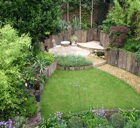 Landscape Garden Ideas Uk Garden Landscaping Ideas To Help Create An Outdoor