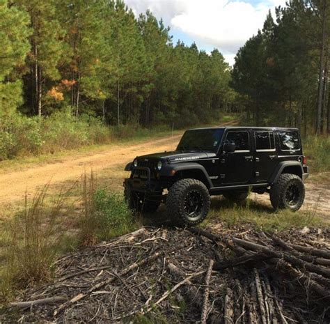 Lifted Black Jeep Wrangler Lifted Black Jeep Wrangler Unlimited 4wd Nation