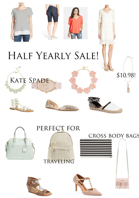 Sale Alert Nordstroms Half Yearly Sale by Summer Style Nordstrom Half Yearly Sale Finds The