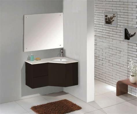 Badezimmer Unterschrank Dunkelbraun by Bad Unterschrank In Der Ecke Anbringen Interessante