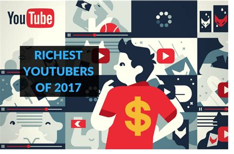 top 10 highest paid richest youtubers in the world vidooly