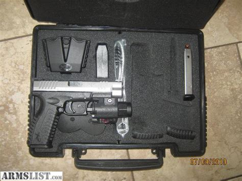 springfield xdm laser light combo armslist for sale trade lnib springfield armory xdm 9