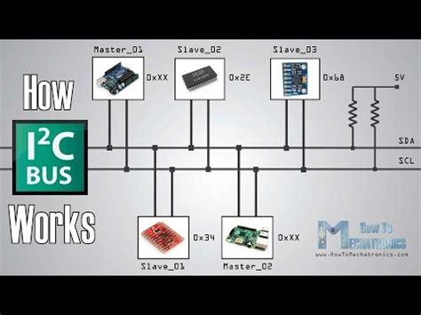 tutorial arduino i2c i2c