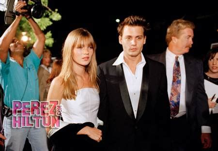 johnny depp kate moss reunited find out how the