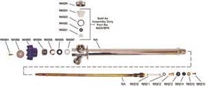 Water Faucet Handles Outside Tap Diagram