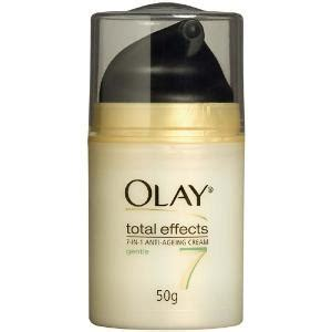 Olay Total Effect Day Gentle top 10 anti aging products available in india medicalhealthtips