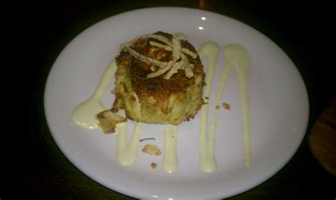 vinces crab house jumbo lump crab cake yelp