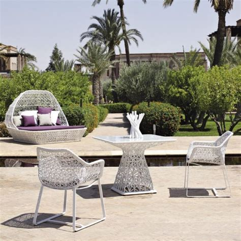 garden patio furniture aluminum outdoor furniture by kettal digsdigs