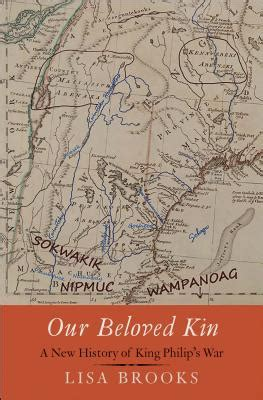 our beloved kin a new history of king philip s war henry