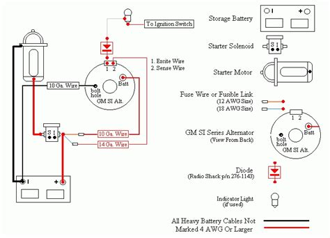 delco remy alternator wiring diagram 36 wiring diagram