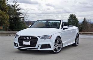 Audi A3 Convertible Quattro 2017 Audi A3 Cabriolet Quattro Technik The Car Magazine
