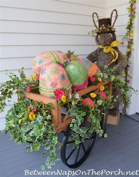 easter decorations for outside 17 best images about easter outdoor decor on